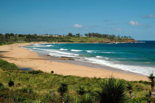 Kealia_Beach_snorkeling kauai